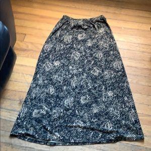 Beautiful Long skirt.